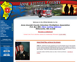 Anne Arundel County Volunteer Firefighters Association