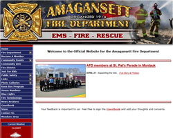 Amagansett Fire Department