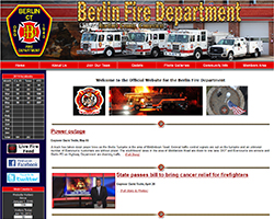 Berlin Fire Department
