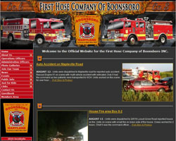 First Hose Company of Boonsboro