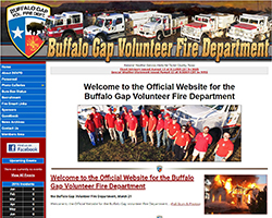 Buffalo Gap Volunteer Fire Department