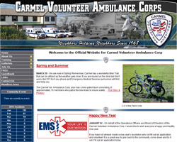 Carmel Volunteer Ambulance Corps