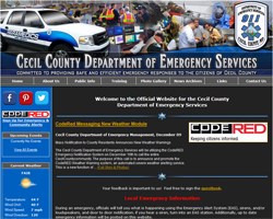Cecil County Dept of Emergency Services