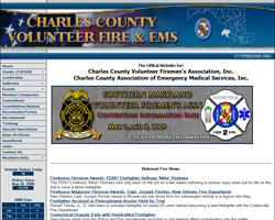 Charles County Volunteer Fire & EMS Association