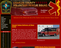 Charles County Volunteer Rescue Squad