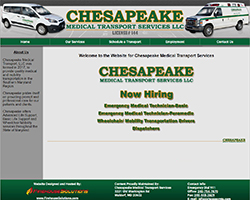 Chesapeake Medical Transport Services LLC