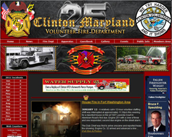 Clinton Volunteer Fire Department