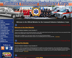 Commack Volunteer Ambulance Corps