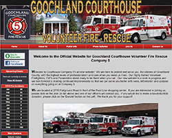 Goochland Courthouse Volunteer Fire Rescue