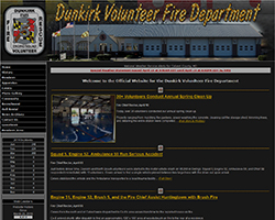Dunkirk Volunteer Fire Department
