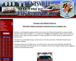 Dentsville Volunteer EMS, Fire and Auxiliary