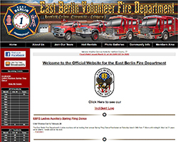 East Berlin Volunteer Fire Department