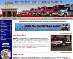 Epworth Fire Department