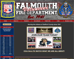 Falmouth Volunteer Fire Department