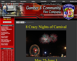 Gamber & Community Fire Company
