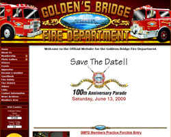 Golden's Bridge Fire Department