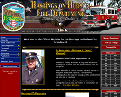 Hastings on Hudson Fire Department