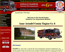 Herald Harbor Volunteer Fire Department