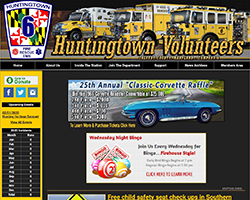 Huntingtown Volunteer Fire Department & Rescue Squad