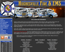 Hughesville Volunteer Fire Department & Rescue Squad