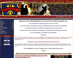 Iowa Fire Chiefs Association
