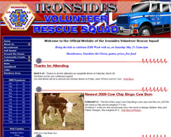 Ironsides Volunteer Rescue Squad