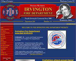 Irvington Fire Department