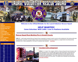 Laurel Volunteer Rescue Squad