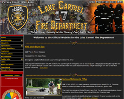 Lake Carmel Fire Department