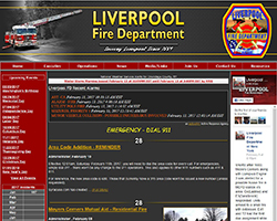 Liverpool Fire Department
