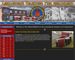 Leonardtown Volunteer Fire Department