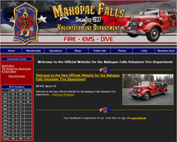 Mahopac Falls Volunteer Fire Department