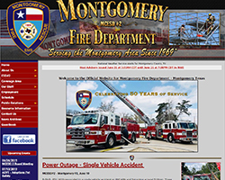 Montgomery Fire Department