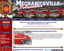 Mechanicsville Volunteer Fire Department