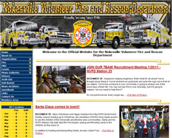 Nokesville Volunteer Fire and Rescue Department