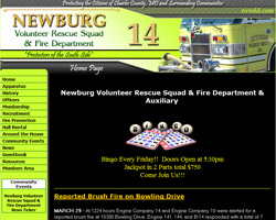 Newburg Volunteer Rescue Squad & Fire Department