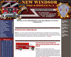New Windsor Fire & Hose Company No. 1