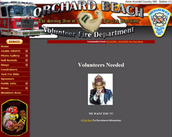 Orchard Beach Volunteer Fire Department