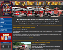 Orange Rural Fire Department