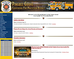 Pingree Grove & Countryside Fire Protection District