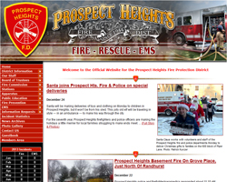 Prospect Heights Fire Protection District
