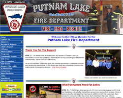 Putnam Lake Fire Department