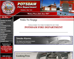 Potsdam Fire Department
