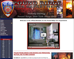 Pound Ridge Fire Department