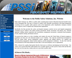 Public Safety Solutions
