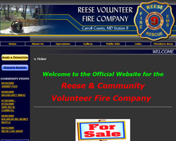 Reese & Community Volunteer Fire Company