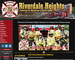 Riverdale Heights Volunteer Fire Department & Rescue Squad