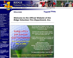 Ridge Volunteer Fire Department