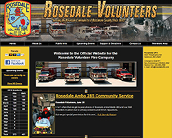 Rosedale Volunteer Fire Department