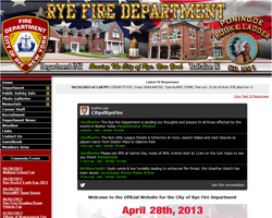 Rye Fire Department